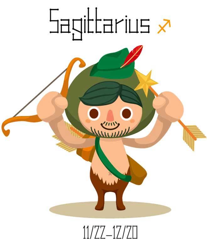 Sagittarius Zodiac Sign Symbol Nov 22 Dec 21 Astrology
