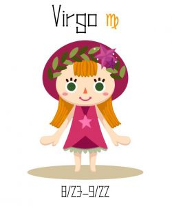 ASTROLOGY-CHILDREN-VIRGO