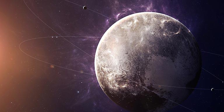 Pluto - The Planets | Astrology com au