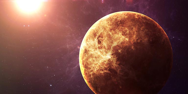 Venus - The Planets   Astrology com au