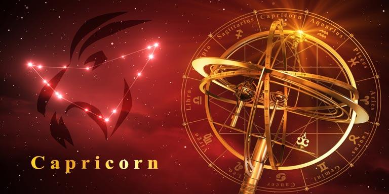 ASTROLOGY ZODIAC -CAPRICORN