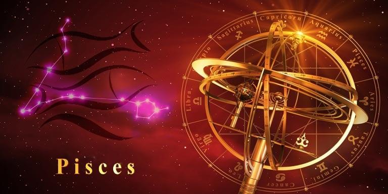 ASTROLOGY ZODIAC 12-PISCES-SM