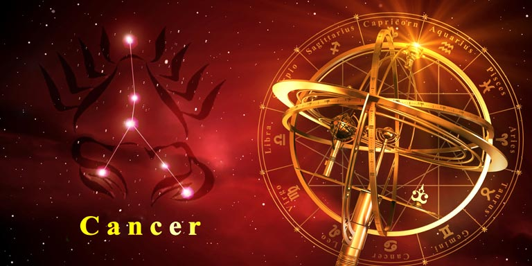 ASTROLOGY ZODIAC 4-CANCER-SM