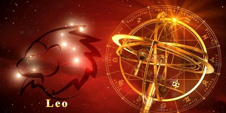 Leo Star Sign & Zodiac Symbol, July 23 - August 22