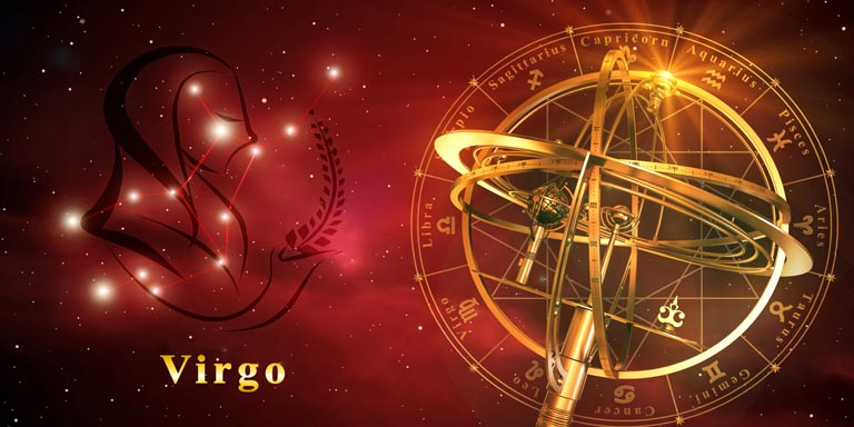 ASTROLOGY ZODIAC 6-VIRGO-SM