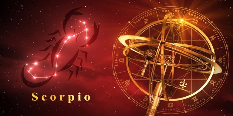 Scorpio Star Sign & Zodiac Symbol, October 24 - November 22