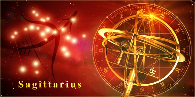 Sagittarius Star Sign & Zodiac Symbol, November 23