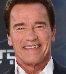 Face Reading - Arnold Schwarzenegger