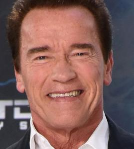 Face Reading - Arnold Schwarzenegger