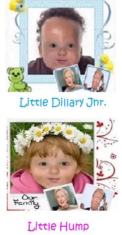 Dillary's children