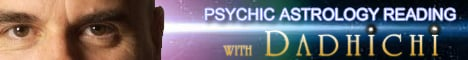 astrology psychic reading with Dadhichi Toth