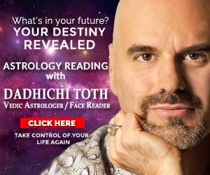dadhichi astrology reading with Dadhichi Toth box