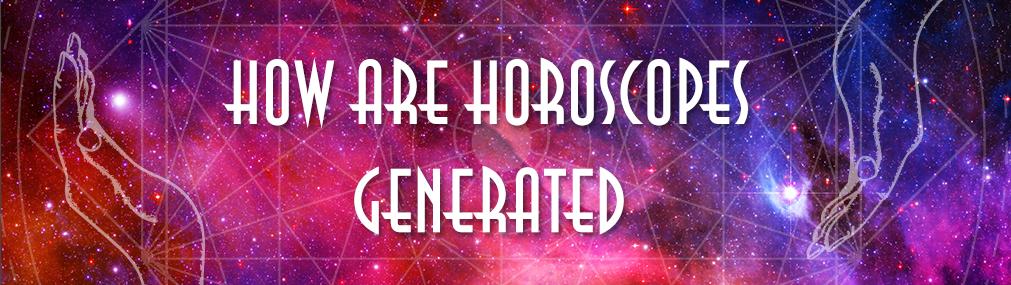 How horoscopes generated