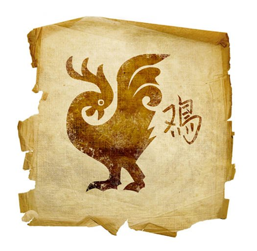 CHINESE ZODIAC ROOSTER