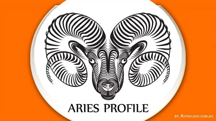 Aries Star Sign & Zodiac Symbol, March 21 - April 20