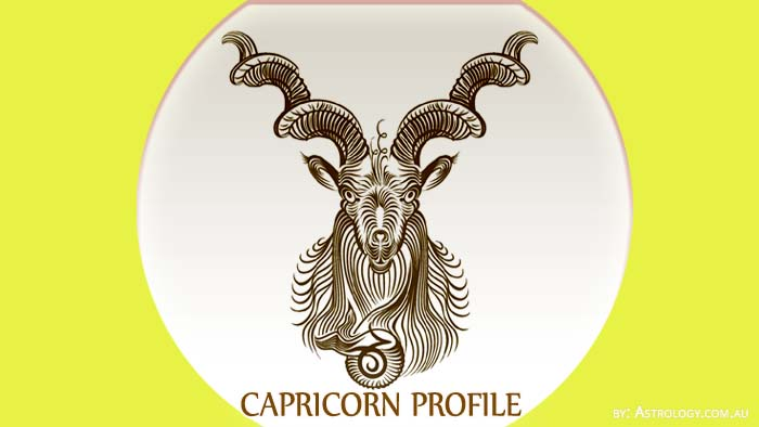 Capricorn Star Sign & Zodiac Symbol, December 22 - January
