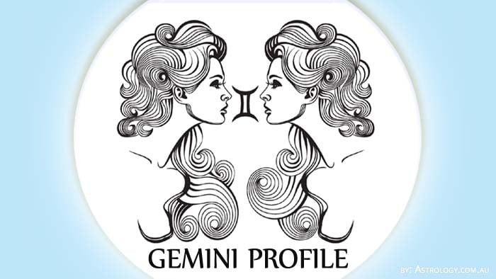 Gemini Star Sign & Zodiac Symbol, May 22 - June 21