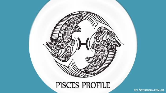 Pisces Star Sign & Zodiac Symbol, February 20 - March 20