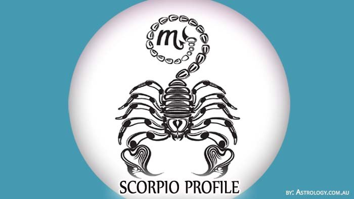 Scorpio Star Sign & Zodiac Symbol, October 24 - November 22