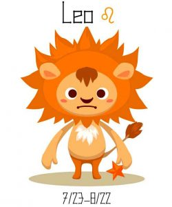 ASTROLOGY-CHILDREN-LEO