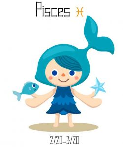 ASTROLOGY-CHILDREN-PISCES