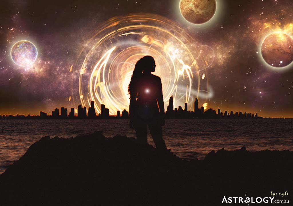 Combustion of Mercury, Mars and Venus for each star sign horoscope September 2019 current karma
