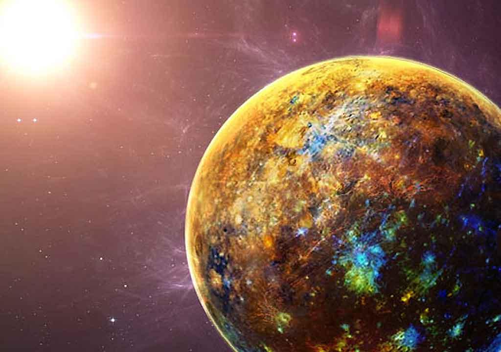 Planet Mercury Retrograde