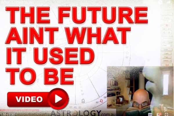 THE FUTURE AINT WHAT IT USED TO BE