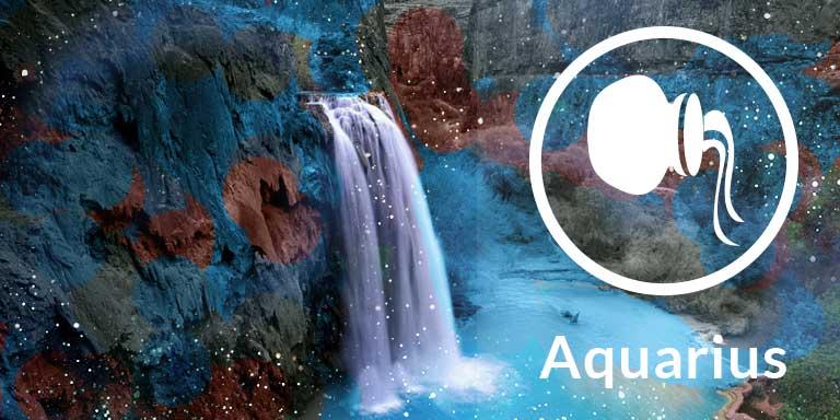 Aquarius Karma Luck and Spirituality