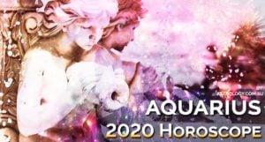 AQUARIUS 2020 YEARLY HOROSCOPE