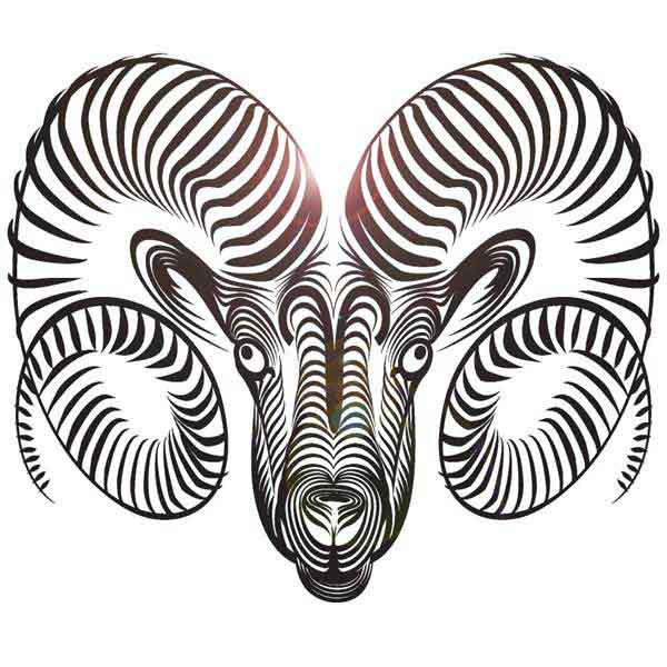 Ascendant or Rising Sign - Aries