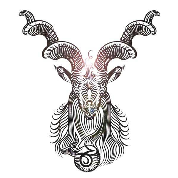 Ascendant or Rising Sign - Capricorn
