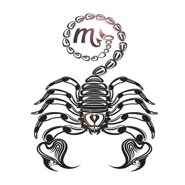 Ascendant or Rising Sign - Scorpio