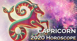CAPRICORN 2020 YEARLY HOROSCOPE
