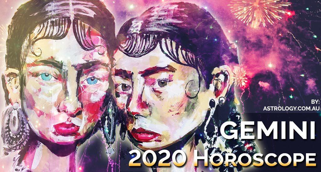 GEMINI 2020 YEARLY HOROSCOPE