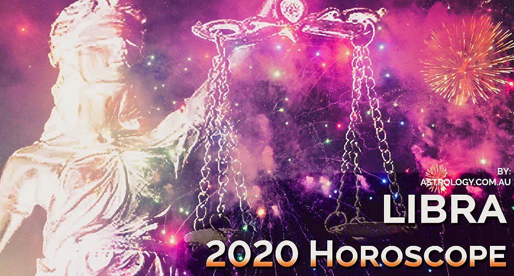LIBRA 2020 YEARLY HOROSCOPE 2