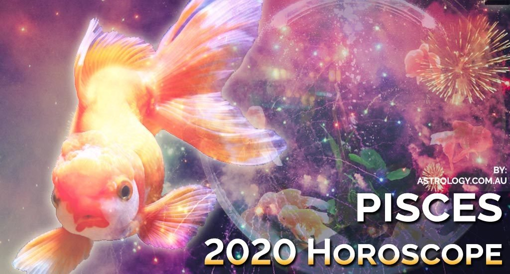PISCES 2020 YEARLY HOROSCOPE