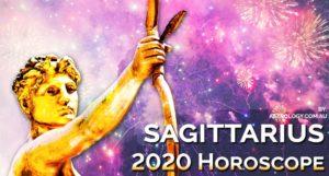SAGITTARIUS 2020 YEARLY HOROSCOPE