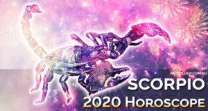 SCORPIO 2020 YEARLY HOROSCOPE