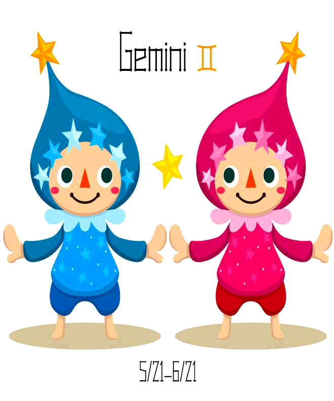 GEMINI - CHILDREN OF THE ZODIAC