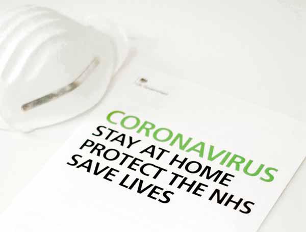 corona virus stay safe