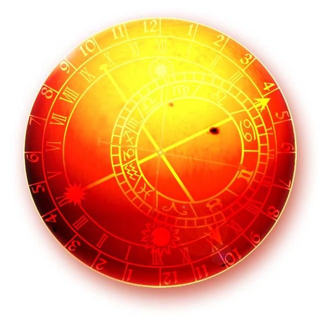 SUN- Rising Sign