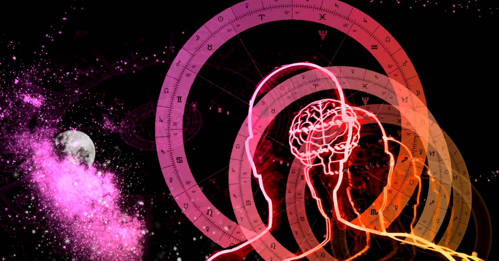 astrology of psychology