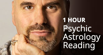 1 Hour Psychic Astrology Reading
